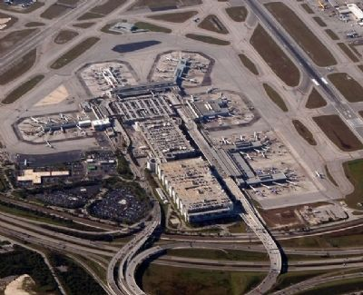 Fort Lauderdale-Hollywood International Airport image. Click for full size.
