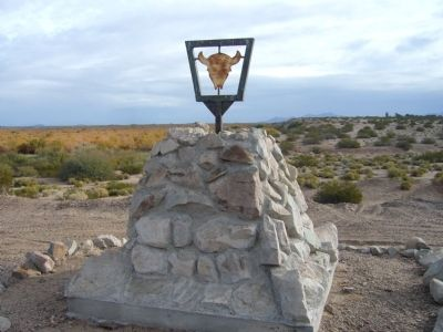 Antelope Hill Campsite Marker image. Click for full size.