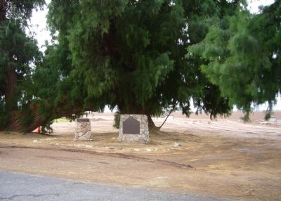 Site of Rancho El Tecolote Marker image. Click for full size.