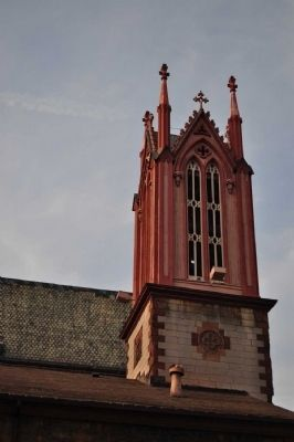Bell Tower of St. Luke's Church image. Click for full size.