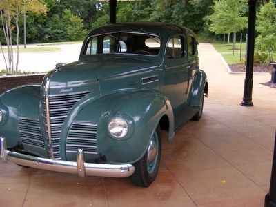 1939 Plymouth-Memphis Bound image. Click for full size.