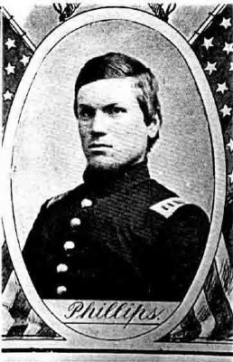 Captain Charles A. Phillips image. Click for full size.
