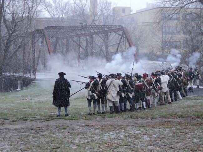 The Second Battle of Trenton image. Click for full size.
