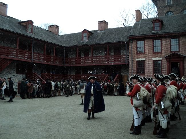 The Old Barracks image. Click for full size.
