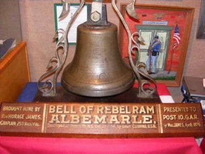 CSS Albemarle Marker image. Click for full size.