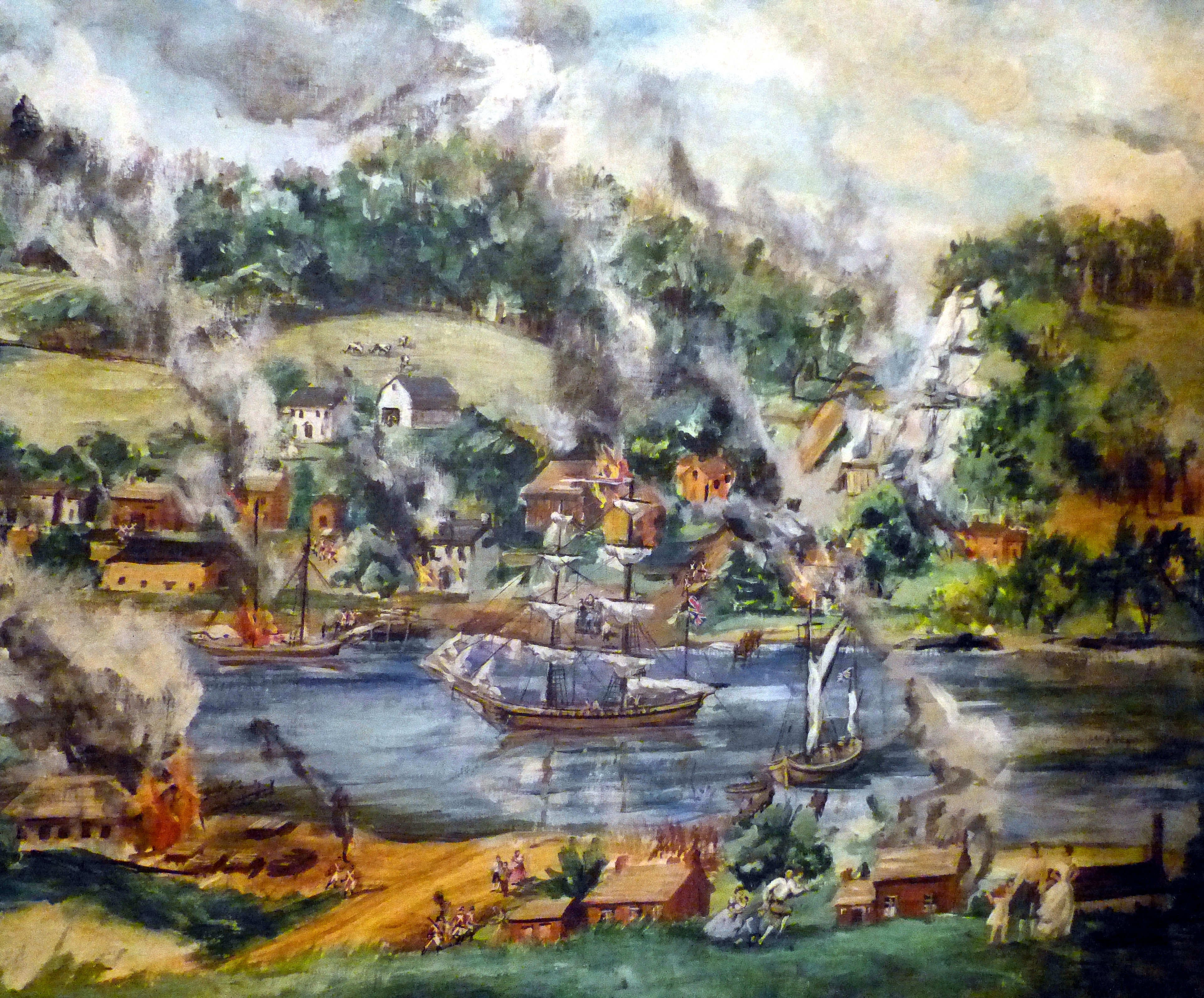The Battle of Georgetown and Fredericktown