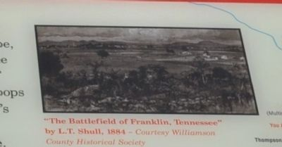The Battlefield of Franklin, Tennessee image. Click for full size.