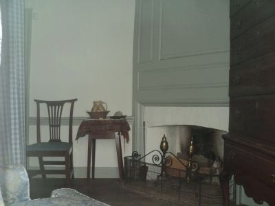 Thomas Clarke House Bedroom image. Click for full size.