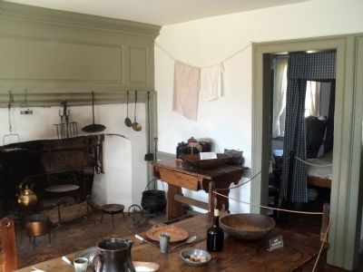 Inside the Thomas Clarke House image. Click for full size.