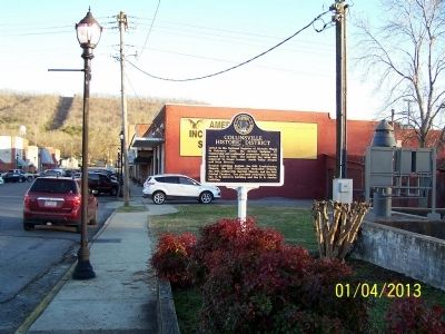 Collinsville Historic District Marker image, Touch for more information