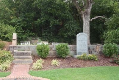 Lamar Family Cemetery Marker image. Click for full size.