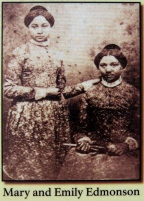 Mary and Emily Edmonson image. Click for full size.