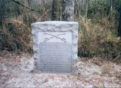 Battle of Moore's Creek Bridge Marker image. Click for full size.