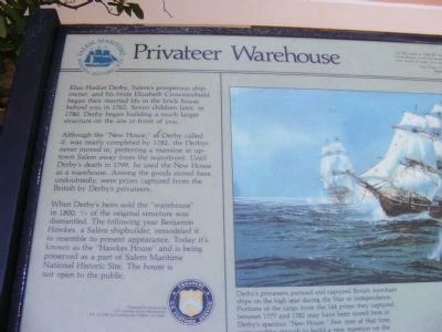 Privateer Warehouse Marker image. Click for full size.