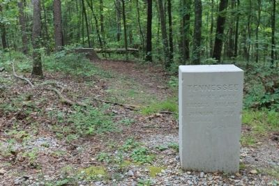41st Tennessee Infantry Marker image. Click for full size.
