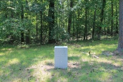 44th Tennessee Infantry Marker image. Click for full size.