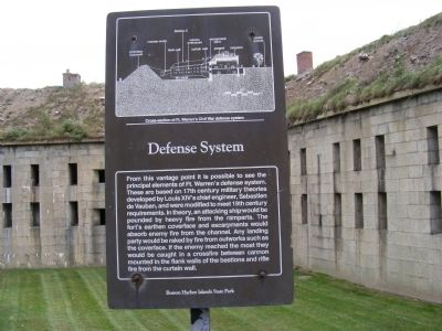 Defense System Marker image. Click for full size.