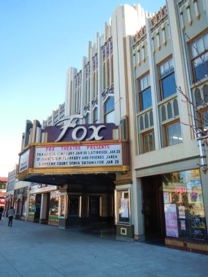 Fox Theatre image. Click for full size.