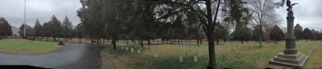 U.S. Regulars Memorial Marker image. Click for full size.