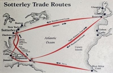 Sotterly Trade Routes image. Click for full size.