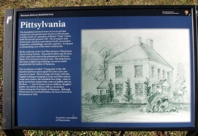 Pittsylvania Marker image. Click for full size.