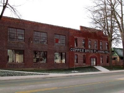 Coppes Bros. Planing Mill Building image. Click for full size.