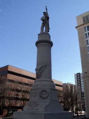 New Brunswick Civil War Monument image. Click for full size.