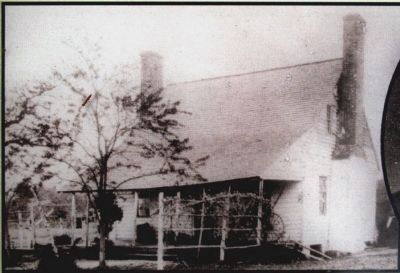 Huckleberry Thomas A.Jones' house image. Click for full size.