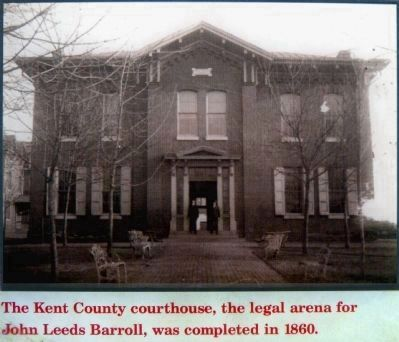 Kent County Courthouse image. Click for full size.