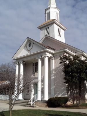 First Presbyterian Church of Woodbridge image. Click for full size.