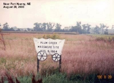 Plum Creek Massacre Site image. Click for full size.