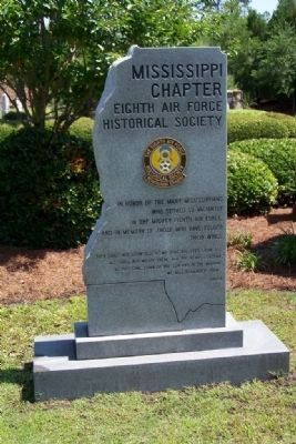 Mississippi Chapter Eighth Air Force Historical Society image. Click for full size.