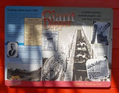 Giant Dipper Marker image. Click for full size.