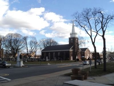 First Reformed Church of Hackensack image. Click for full size.