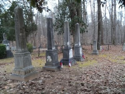 Graves of George D. Boyd and His Sons image. Click for full size.