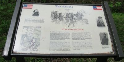 The Ravine Marker image. Click for full size.