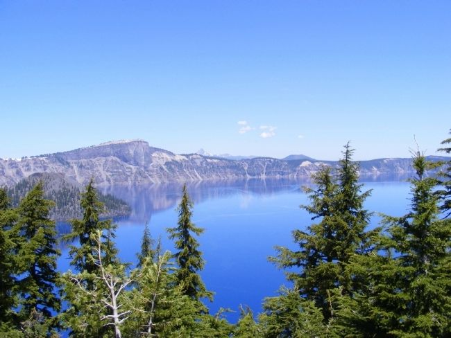 Crater Lake image. Click for full size.
