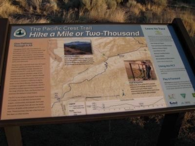 Hike A Mile or Two-Thousand - Panel 3 image. Click for full size.