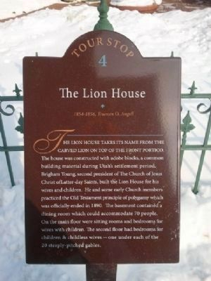 The Lion House image. Click for full size.