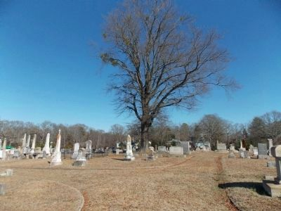 Presbyterian Cemetery Marker image. Click for full size.