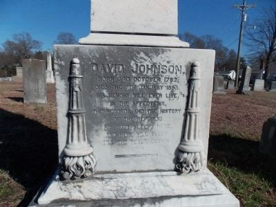 David Johnson image. Click for full size.