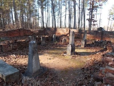 Gist Children Grave Markers image. Click for full size.