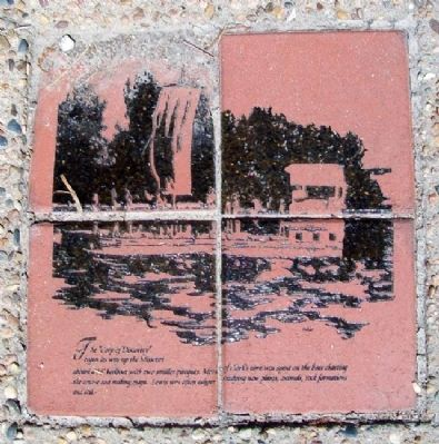 Voyage of Discovery Marker Tile image. Click for full size.