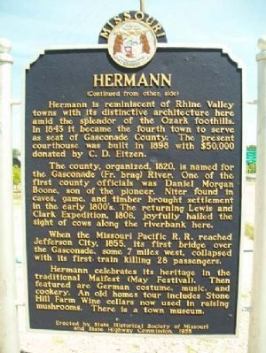 Hermann Marker (Side 2) image. Click for full size.
