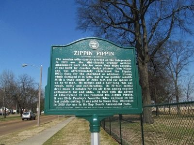 Zippin Pippin Marker image. Click for full size.