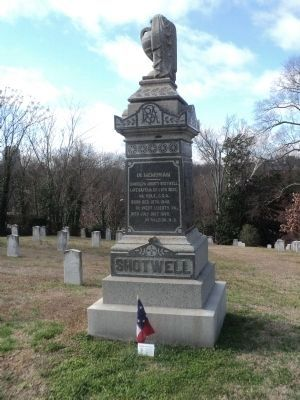 Shotwell Marker image. Click for full size.