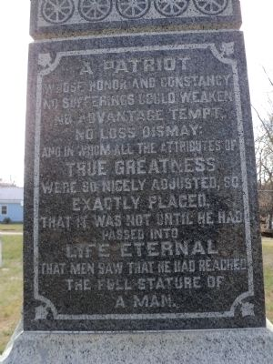 Shotwell Marker (Right Side) image. Click for full size.