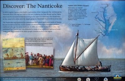 Discover: The Nanticoke Marker image. Click for full size.