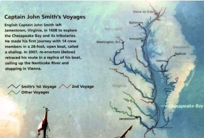 Captain John Smith's Voyages image. Click for full size.