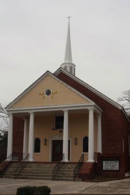 Zion Chapel Baptist Church No. 1 image. Click for full size.